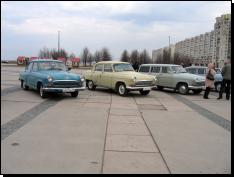 ФОТО ГАЗ-21 ВОЛГА, photo GAZ-21 VOLGA Открытие сезона, Санкт-Петербург, 13.04.2008 просмотров 0